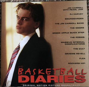 The Basketball Diaries (Original Motion Picture Soundtrack) - New Sealed Vinyl LP