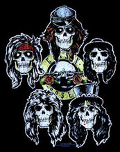 Load image into Gallery viewer, GUNS N ROSES (HEADS VINTAGE) T-Shirt