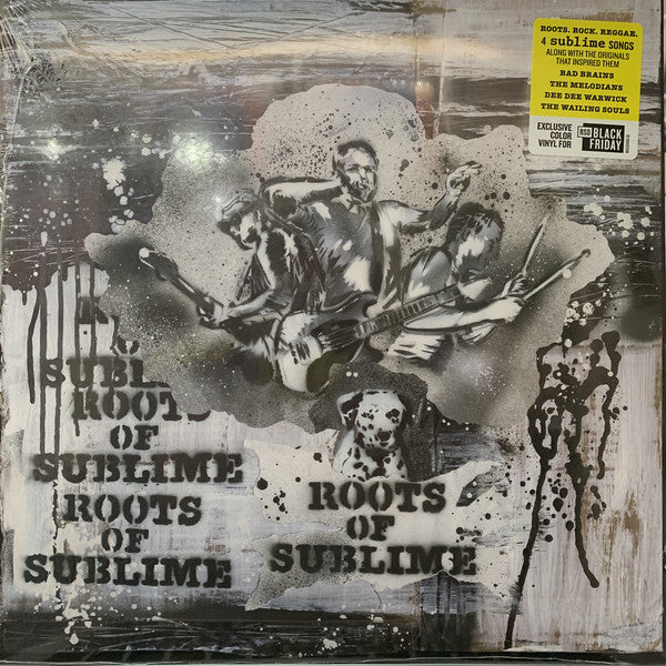 Sublime - Roots Of Sublime - New Sealed Vinyl LP