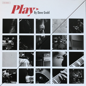 Dave Grohl ‎– Play - New Sealed Vinyl LP