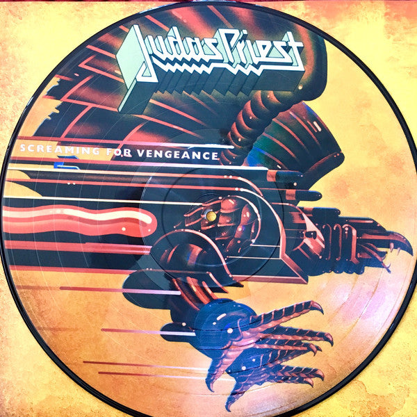 Judas Priest - Screaming For Vengeance - New Sealed Picture Vinyl LP