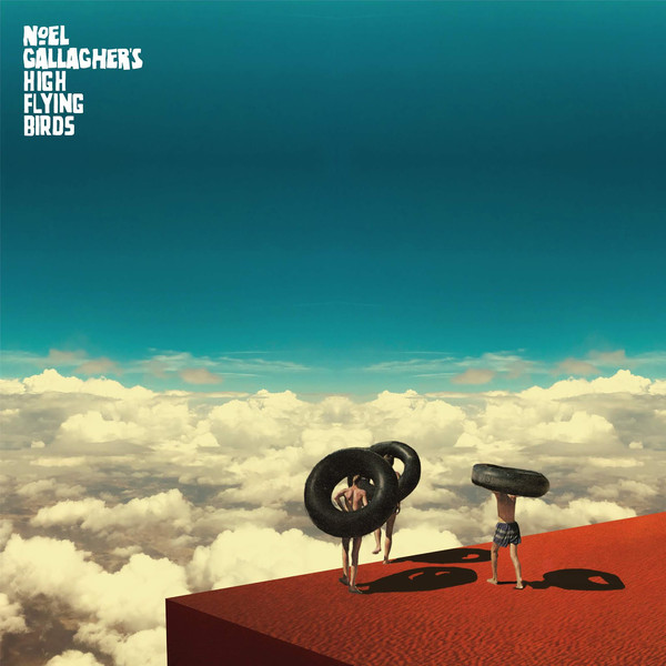 Noel Gallagher's High Flying Birds - Wait And Return EP - New Sealed Vinyl LP