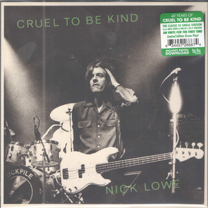 Nick Lowe - Cruel To Be Kind - New Sealed Vinyl LP