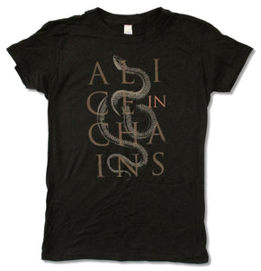 ALICE IN CHAINS (SNAKE) Shirt