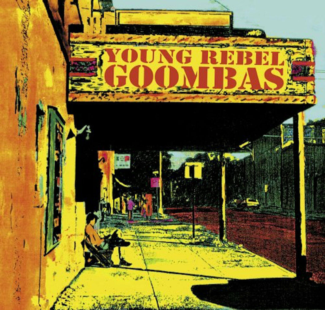 Young Rebel Goombas - New Sealed CD