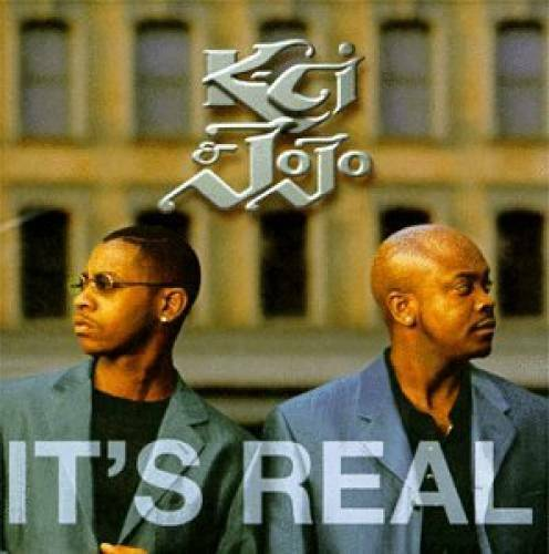 K-Ci & JoJo ‎– It's Real - Pre-Owned CD