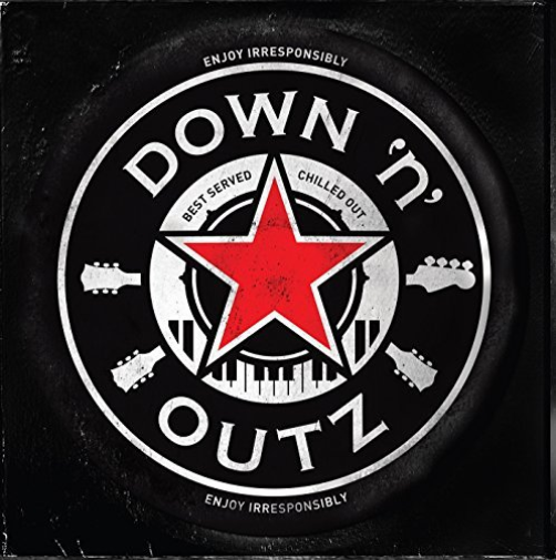 Down 'N' Outz ‎– Down 'N' Outz EP - Sealed Vinyl