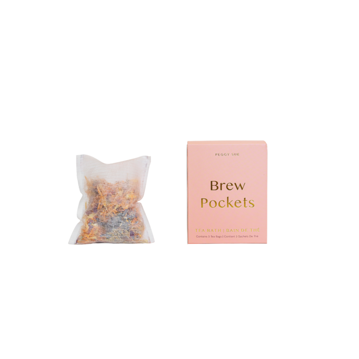TEA BATH BREW POCKETS