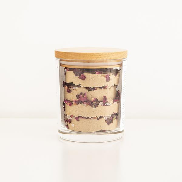 NURTURE BATH COOKIE JAR - 4 COOKIES