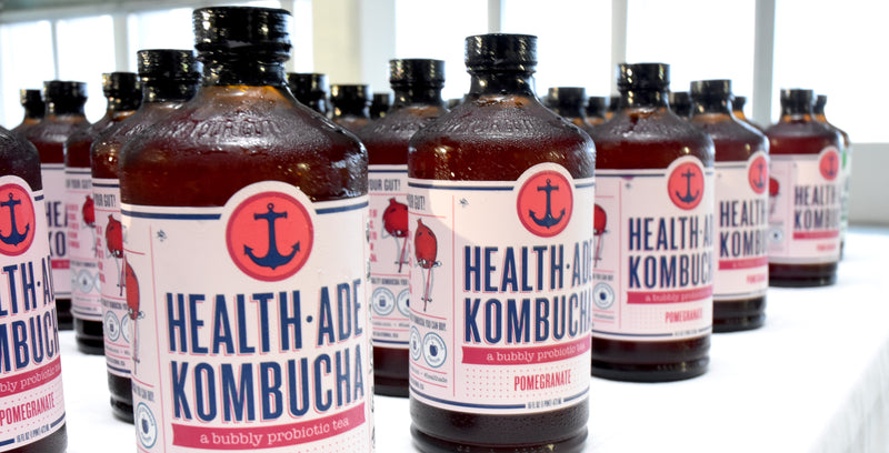 Why You Should Add Kombucha to Your Grocery List