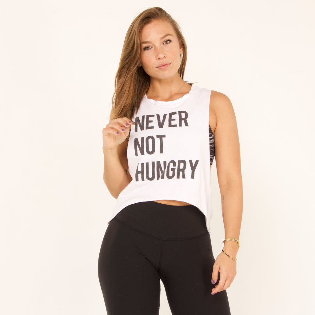 Never Not Hungry Crop
