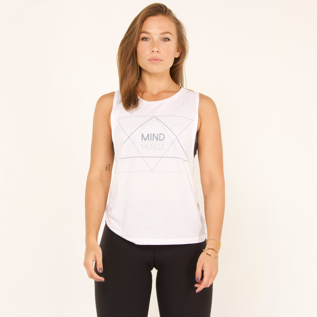 Women's Mind | Muscle Tee