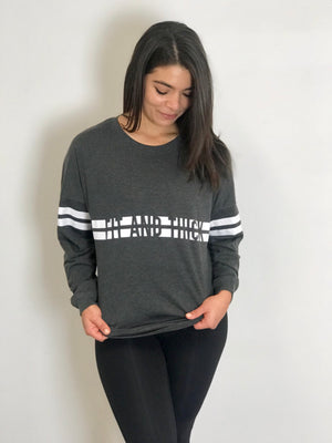 Fit and Thick Long Sleeve