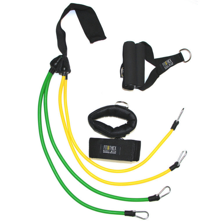 Full-Body Resistance Bands