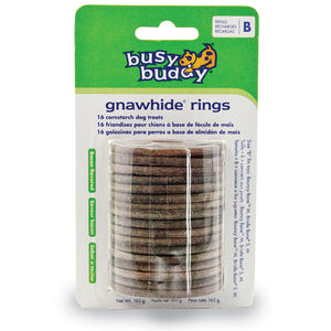 Busy Buddy® Bacon-Flavoured Ring Refills