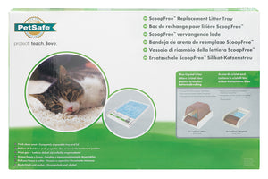 ScoopFree® Replacement Blue Crystal Litter Tray (1-Pack)