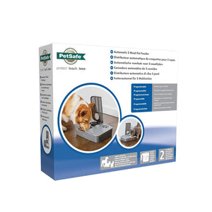 Automatic 2 Meal Pet Feeder