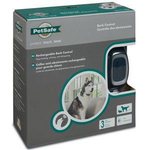 Rechargeable Bark Control