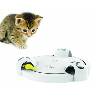 FroliCat® POUNCE™ Rotating Cat Teaser