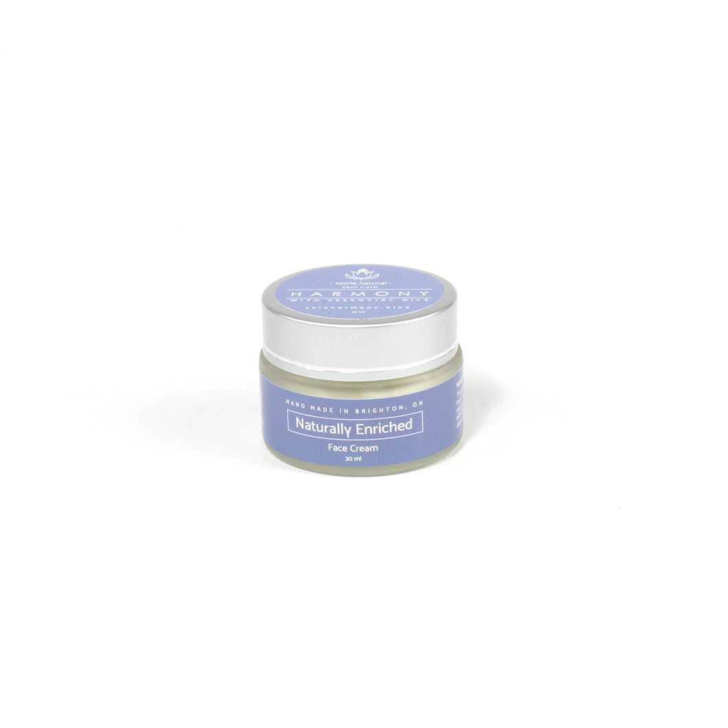 Naturally Enriched Face Cream