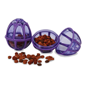 Boule distributrice de nourriture Busy Buddy® Kibble Nibble™