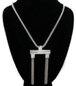 Load image into Gallery viewer, 'Kelly'  Tassel Chain Necklace