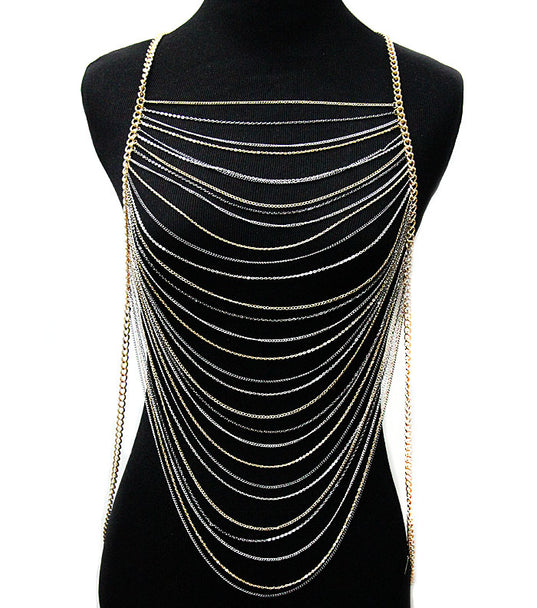 MULTI LAYERED BODY CHAIN
