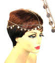 Load image into Gallery viewer, 'JEN' URBAN GLAM GOLD HEADCHAIN