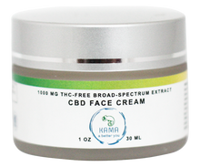 Load image into Gallery viewer, CBD Face Cream 1000mg