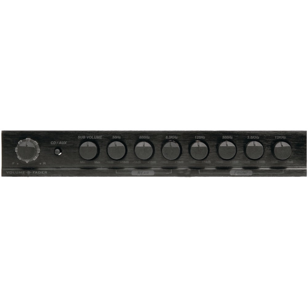 Power Acoustik 7-band Parametric Equalizer