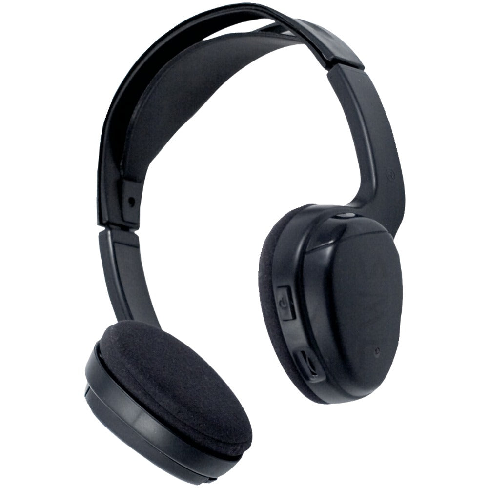 Power Acoustik 1-channel Wireless Ir Headphones