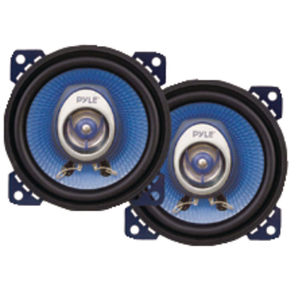 Pyle Pro Blue Label Speakers (4