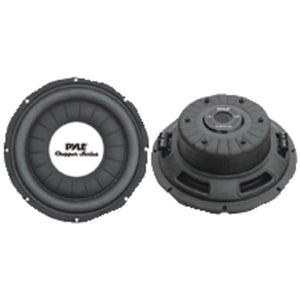 "Pyle Pro Chopper Series Shallow-Mount Subwoofer (12"", 1,200 Watts)"
