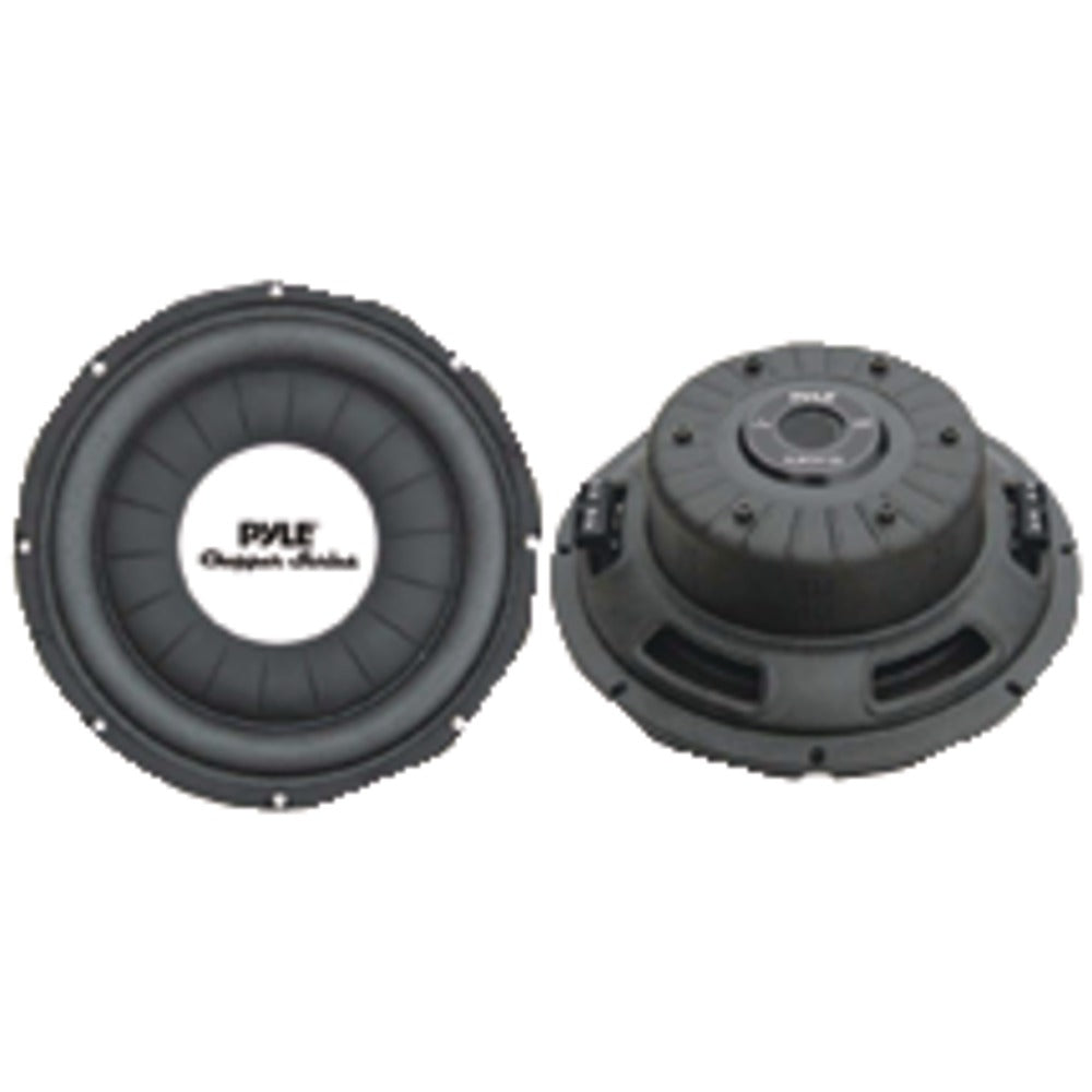 Pyle Pro Chopper Series Shallow-Mount Subwoofer (12