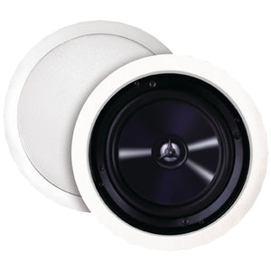 "Bic America 6.5"" Muro Weather-Resistant Ceiling Speakers"