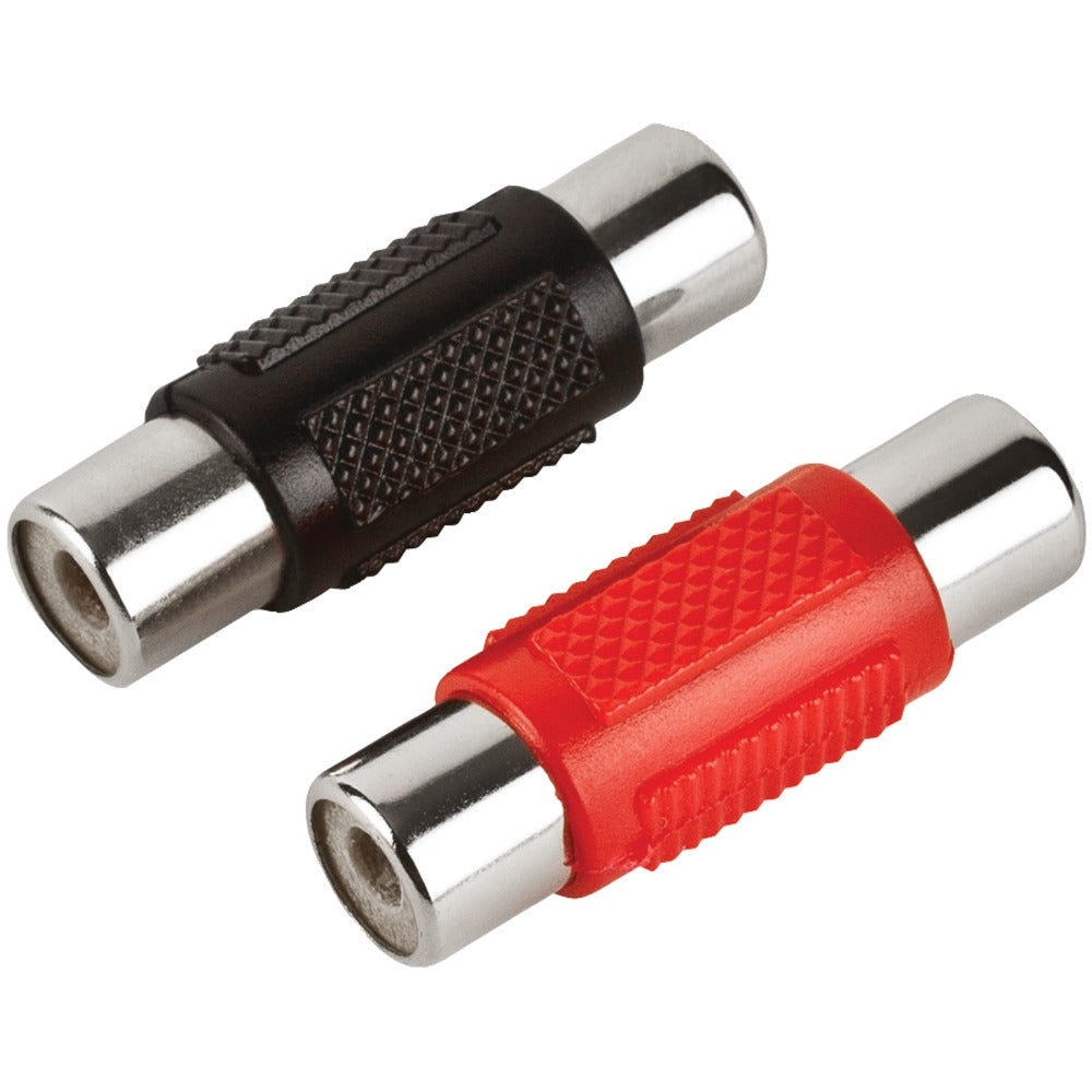 T-spec V6 Series Rca Female To Female Adapters
