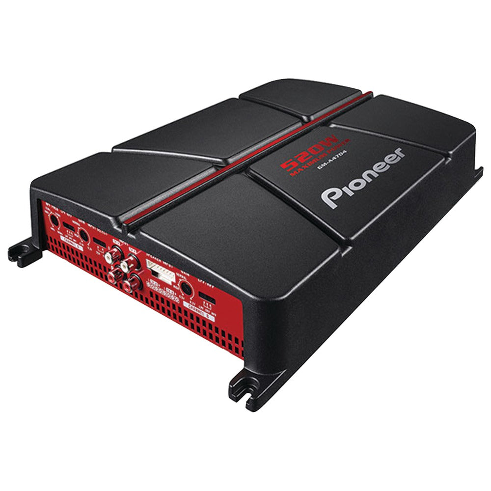 Pioneer Gm Series Class Ab Amp (2 Channels 1000 Watts Max)