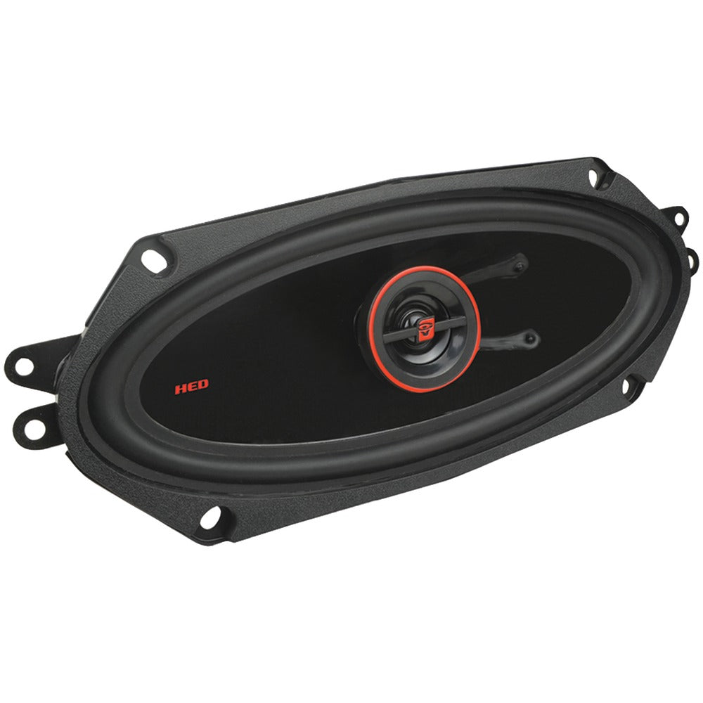 Cerwin-Vega Mobile Hed Series 2-Way Coaxial Speakers (4