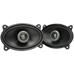 "Mb Quart Formula Series 2-Way Coaxial Speakers (4"" X 6"")"
