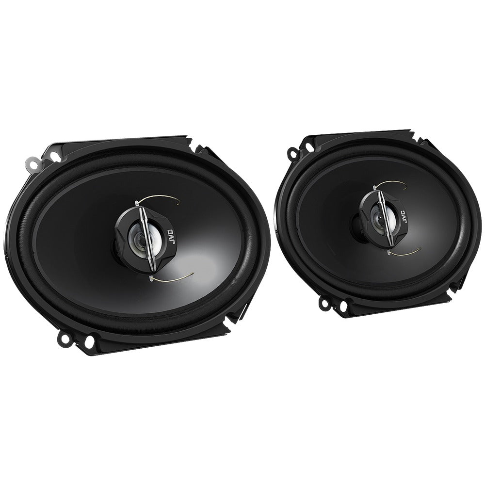 "Jvc Mobile J Series Coaxial Speakers (6"" X 8"" 2 Way 250 Watts)"