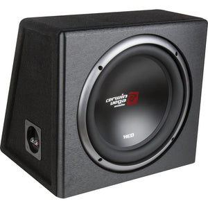 Cerwin-vega Mobile Xed Series X9e12sv Single 12-inch Subwoofer In Loaded Enclosure
