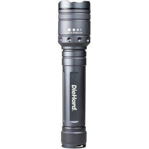 Diehard 2400-lumen Twist Focus Flashlight