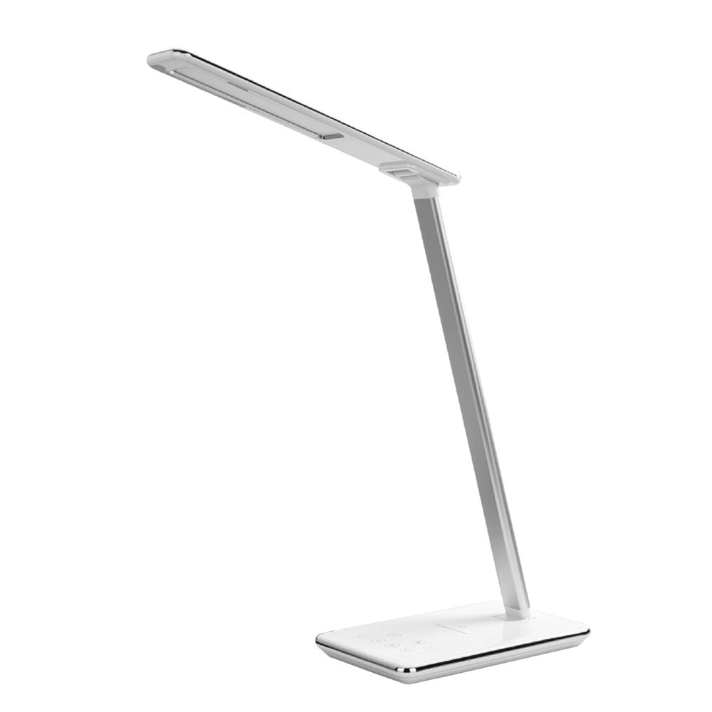 Supersonic Led Desk Lamp With Qi Charger (white)