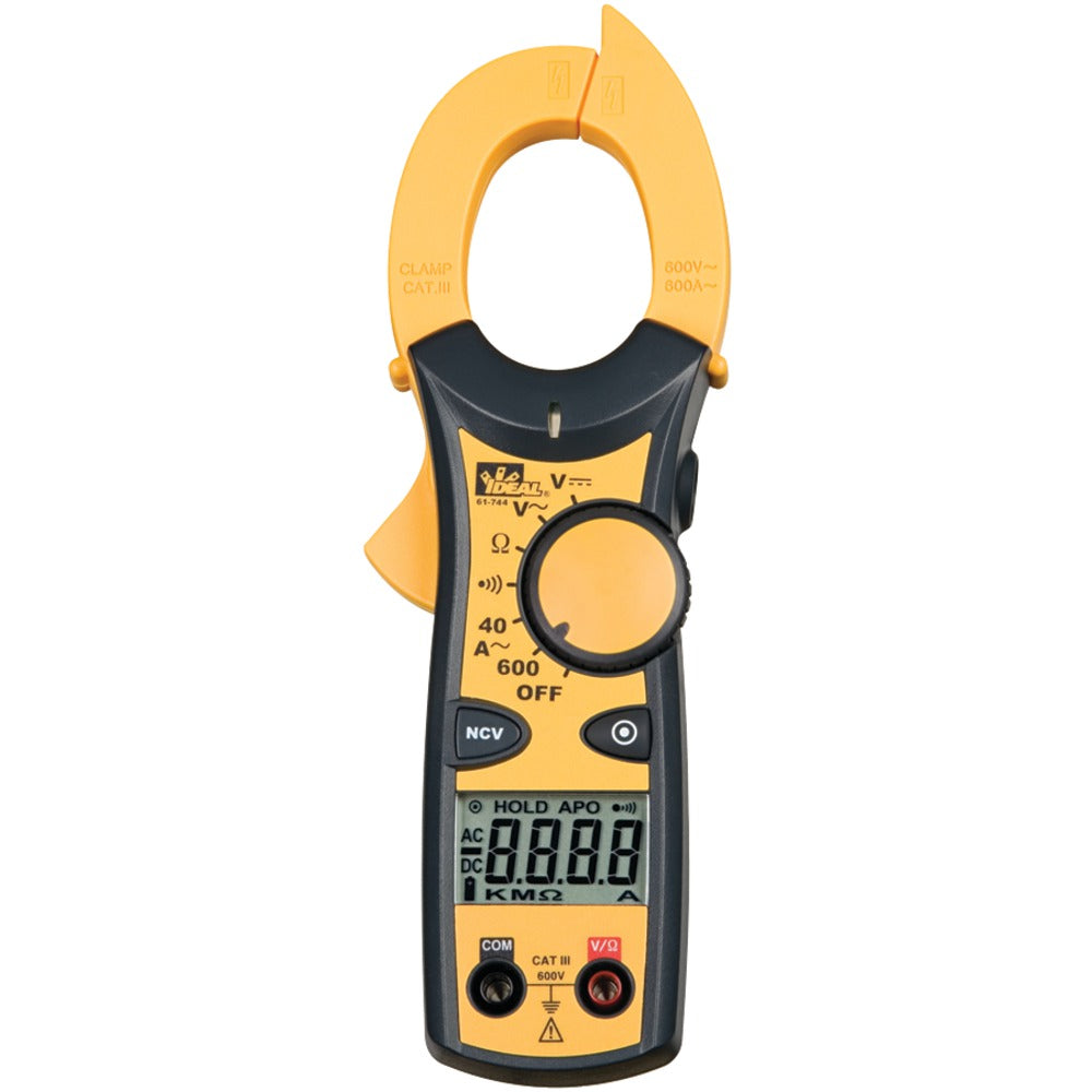 Ideal 600-amp Clamp-pro Clamp Meter
