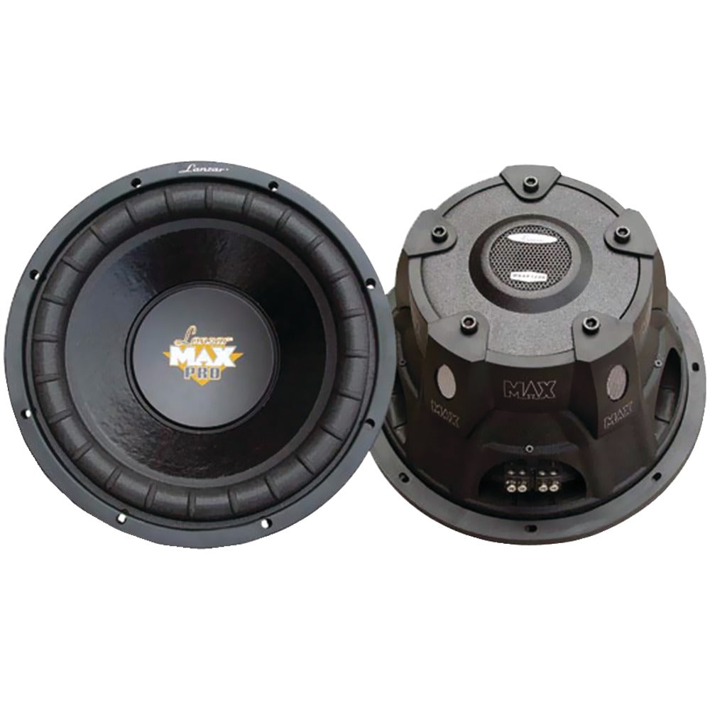 Lanzar Maxpro Series Small 4Ohm Subwoofer (6.5