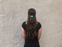 Load image into Gallery viewer, Hair Clip - Blue/Green