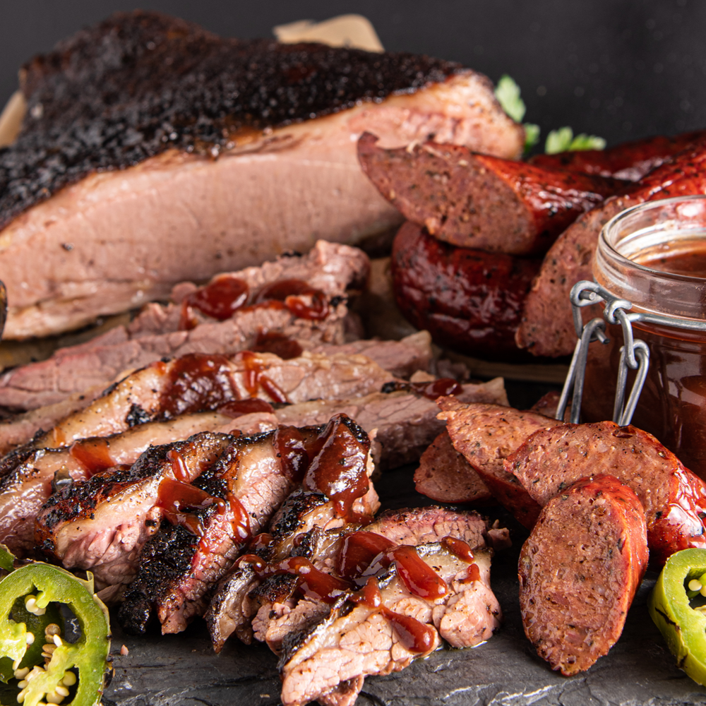 The Texas Barbecue - servings up to 14 people