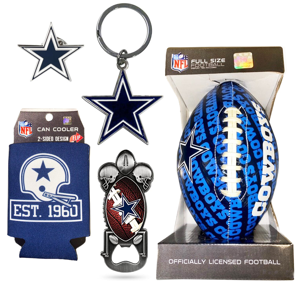 DALLAS COWBOYS FAN PACK 1