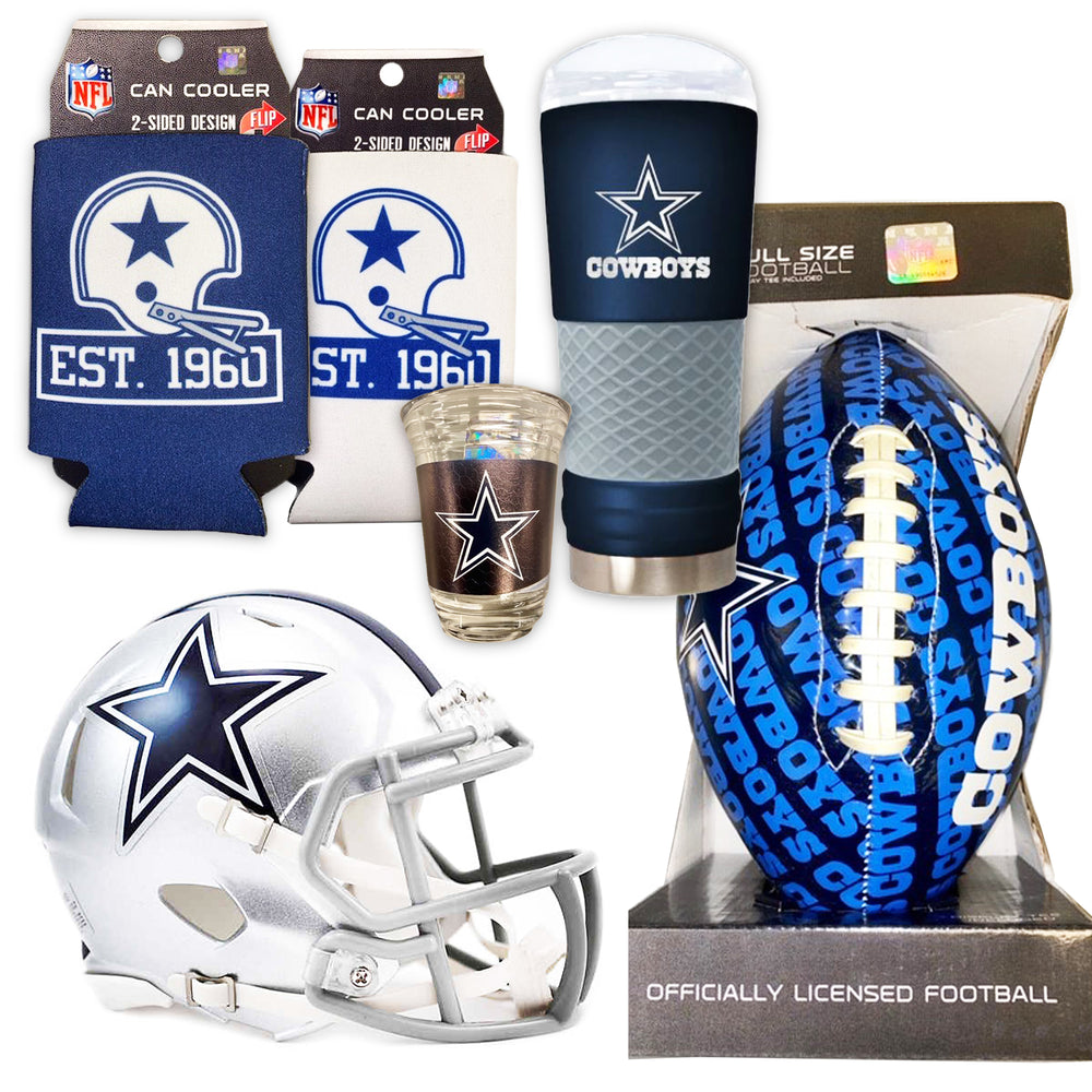 DALLAS COWBOYS FAN PACK 2