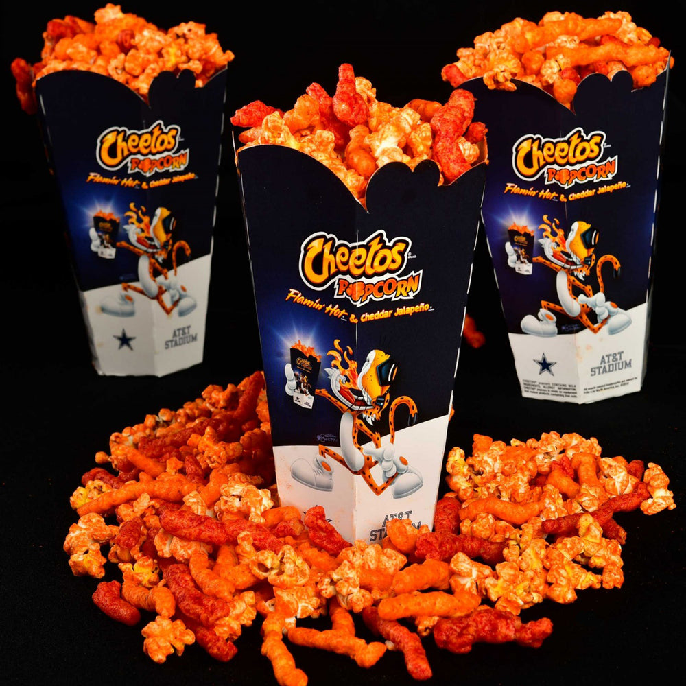 Cheetos Popcorn - 64oz